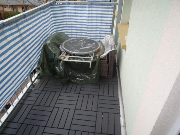 *WG-geeignet* 3 Raum Wohnung mit Balkon und EBK in der Erfurter-Johannesvorstadt