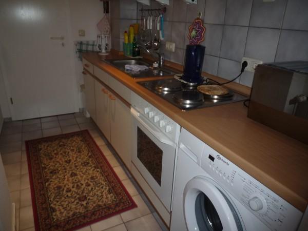 2 Raum Wohnung mit Balkon / EBK in der Heinrichstraße / Brühlervorstadt *voll möbliert*