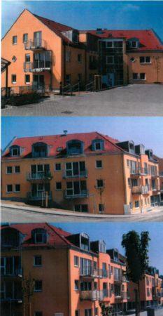 2 Raum Wohnung mit Balkon und TG-Stellplatz in Chemnitz-Burkhardtsdorf
