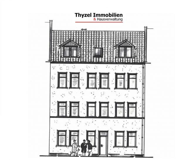 *Verkauf* Voll vermietetes saniertes Mehrfamilienhaus in der Erfurter-Andreasvorstadt *Kapitalanlage*