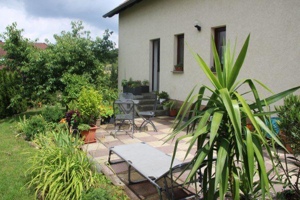 Einfamilienhaus mit Terrasse, Balkon, Garten, Carport / Stellplatz in Kranichfeld